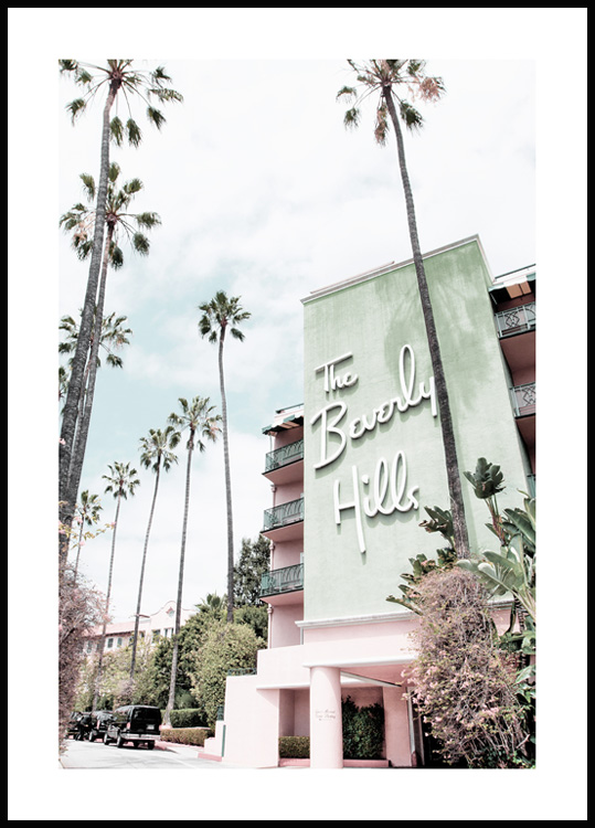 The Beverly Hills Poster