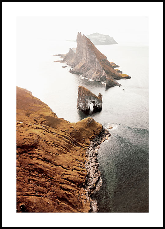 Faroe Islands Poster